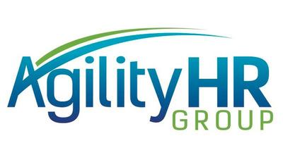 Agility HR Group logo. (PRNewsFoto/Agility Staffing, Inc.) (PRNewsFoto/AGILITY STAFFING, INC.)
