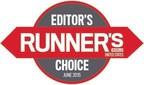 Runner's World Editor's Choice