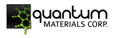 Quantum Materials Corp Logo qmcdots.com.  (PRNewsFoto/Quantum Materials Corporation, Inc.)