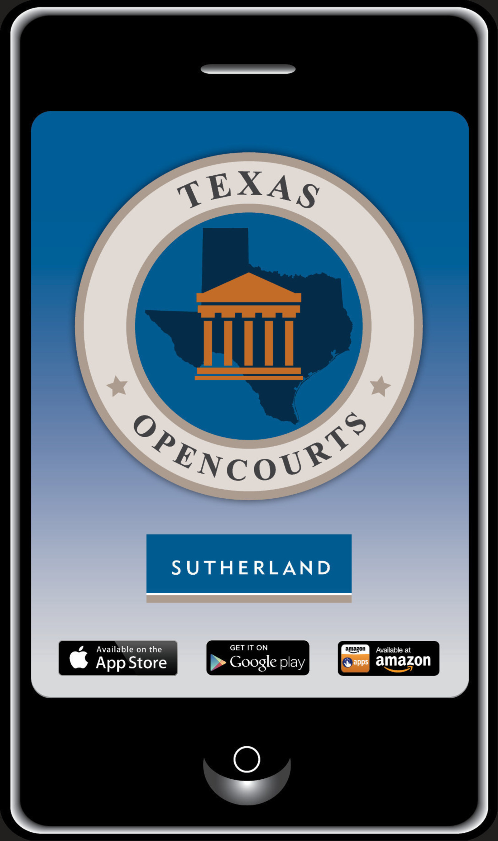 Sutherland Launches Texas openCourts Mobile App