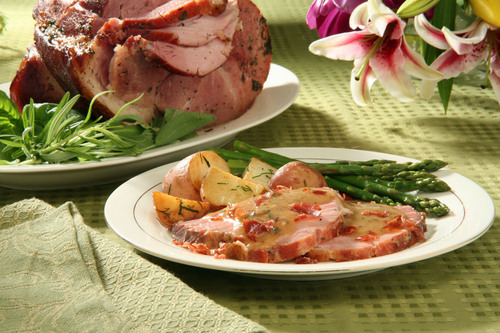Seasonal Favorites Deliver Fresh and New Ham Inspiration