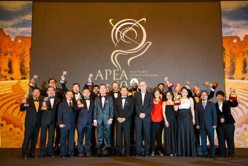 14 Singapore Entrepreneurs Win Asia Pacific ...