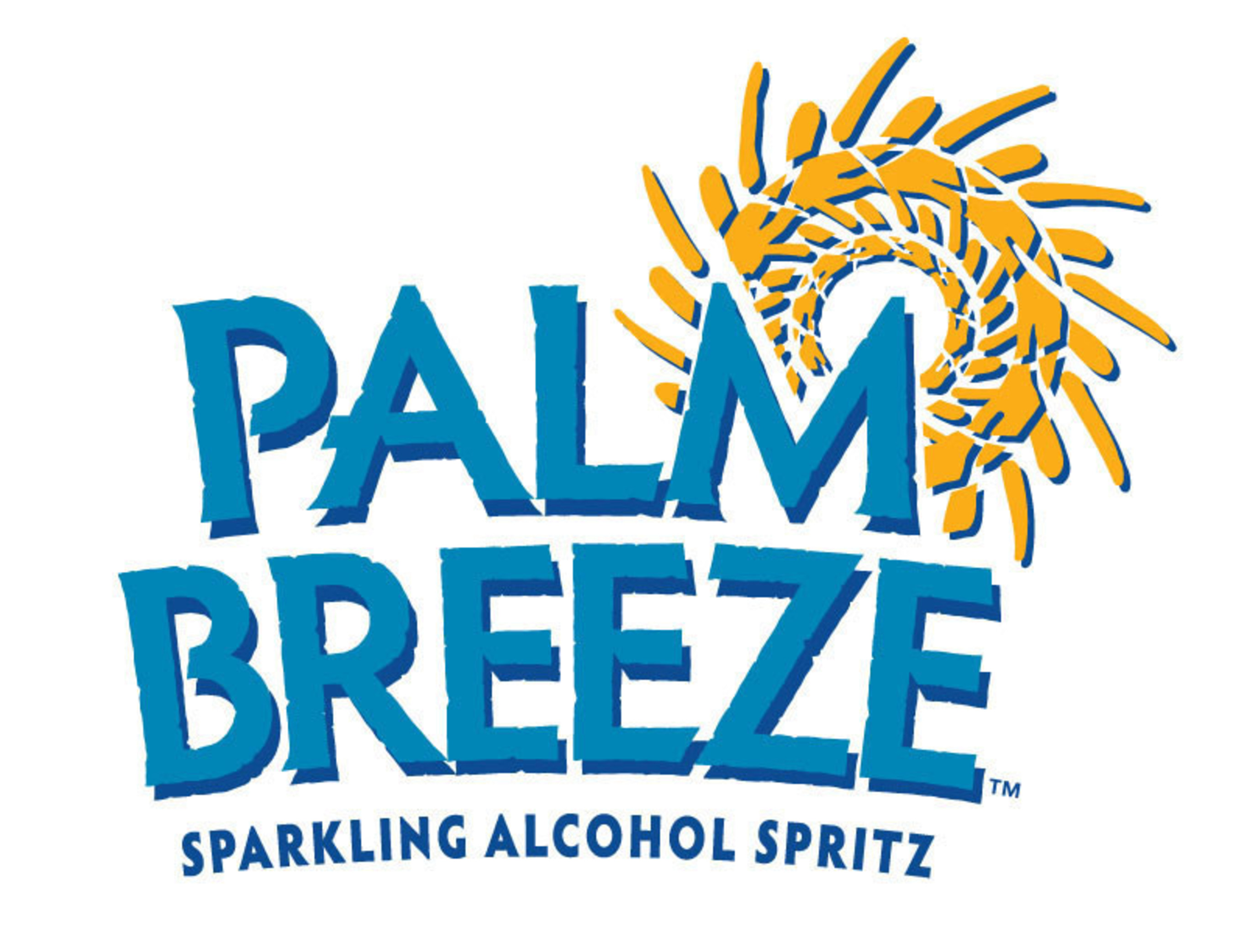 New Palm Breeze sparkling alcohol spritz is available in two endlessly refreshing flavors everywhere alcohol is sold.