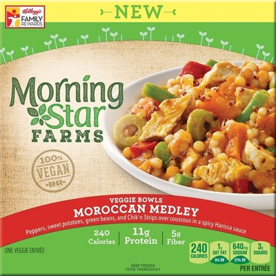 MorningStar Farms Moroccan Medley
