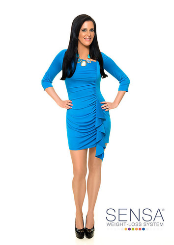Patti Stanger Reveals the Secret to Her New Trim Figure as the Sensa Weight-Loss System(R)
