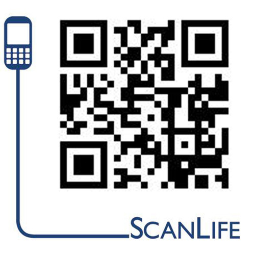 Scan this code to watch a video of David Marutiak talk about his role at Scanbuy.  (PRNewsFoto/Scanbuy, Inc.)