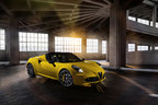 All-new 2015 Alfa Romeo 4C Spider: performance, technology, Italian style and open-air driving experience