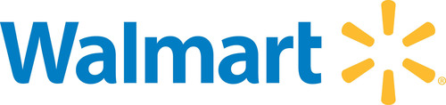Walmart logo.  (PRNewsFoto/Walmart)