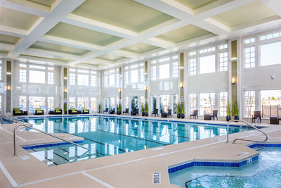 Piedmont Hall's Pool & Spa