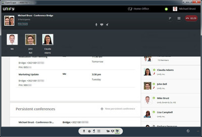 Unify Raises Industry Benchmark for Communication & Collaboration