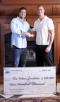 Denver Mattress Donates $200,000 to the Tim Tebow Foundation to Help Orphans in the United States and Around the World.  (PRNewsFoto/Denver Mattress Company)