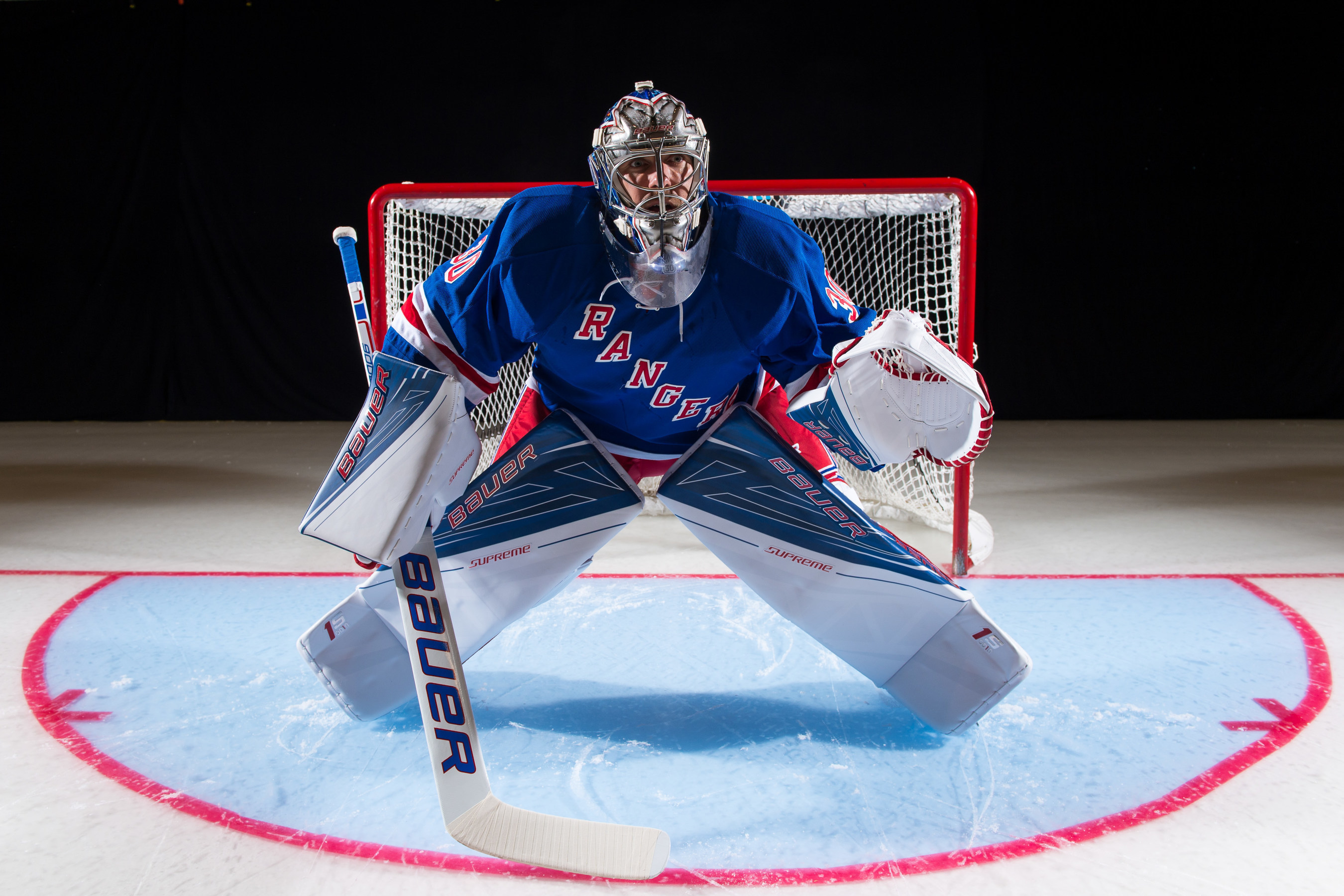 Henrik Lundqvist Extends Long Term Partnership With Bauer Hockey