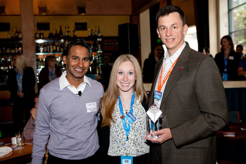 Xactly Wins Revvie for Most Impactful Use of Marketo and CRM.  (PRNewsFoto/Marketo)