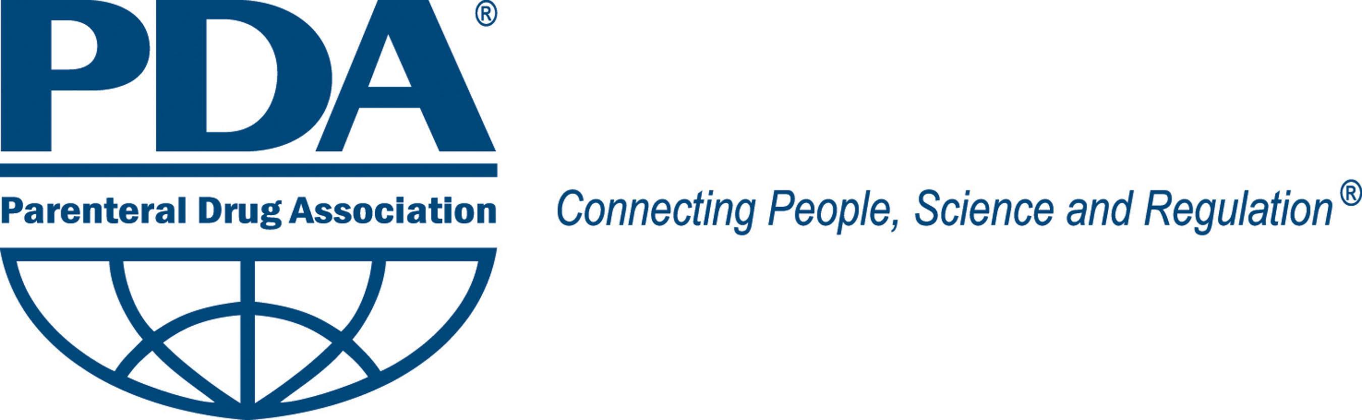 Logo for Parenteral Drug Association.
