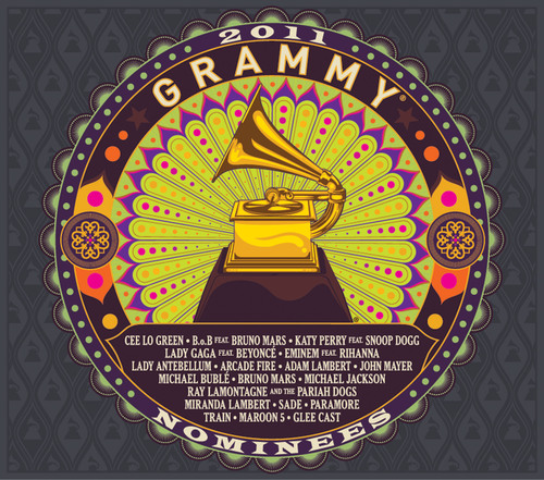 The Recording Academy® and Jive Records Team Up to Release 2011 GRAMMY® Nominees Album