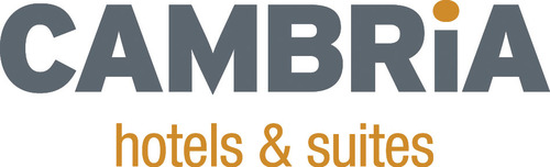 CAMBRIA hotels & suites NEW logo (PRNewsFoto/Choice Hotels International, Inc)