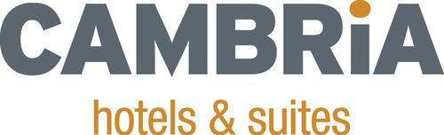 CAMBRIA hotels & suites NEW logo (PRNewsFoto/Choice Hotels International, Inc)