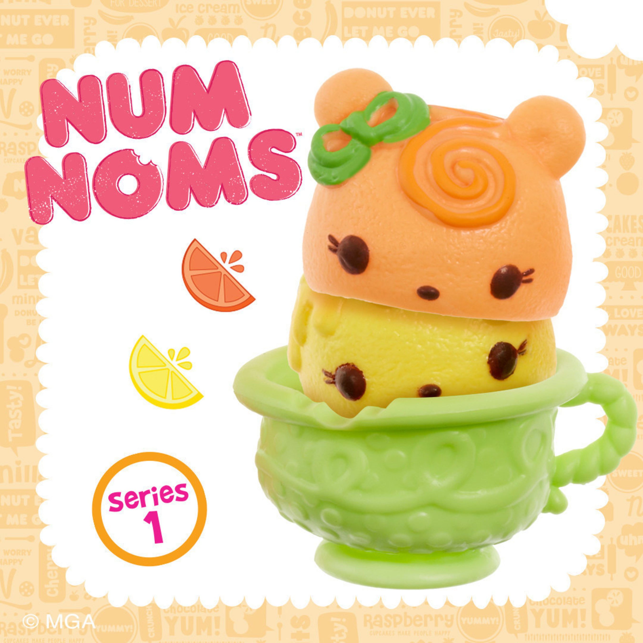 New scent-sationally collectable Num Noms are perfect stocking stuffer toys!