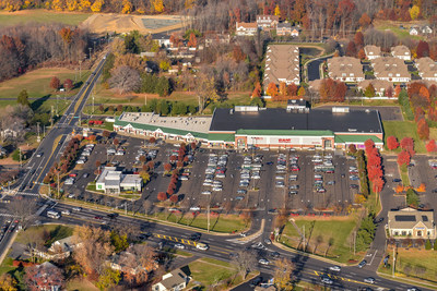 GIANT Marketplace at Bensalem is part of ECHO Realty's recent acquisition of grocery-anchored shopping centers in metropolitan Philadelphia.