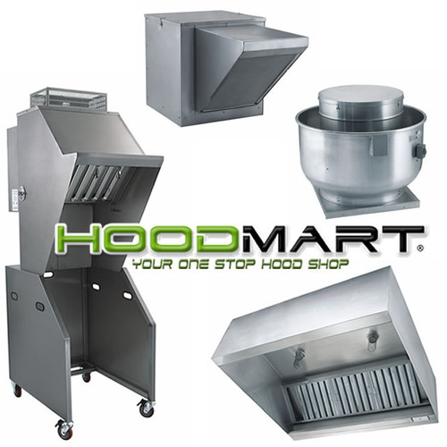 HoodMart Launches New Exhaust Hood Products at National