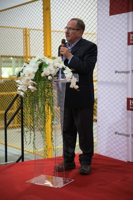 Mr. Thomas Schneider, ISA TanTec Founder, announces ISA TanTec's plan in the USA on the opening