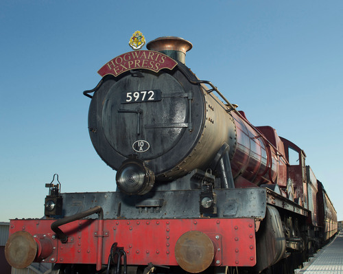 Universal Orlando Resort revealed never-before-released details about the Hogwarts Express experience that will  ...