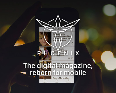 Phoenix will soon premiere on the App Store with the upcoming release of Forbes, powered by Phoenix, which will replace their existing PDF-based app.