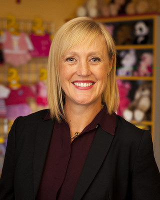 Jennifer Kretchmar, Build-A-Bear Workshop, Chief Product Officer (PRNewsFoto/Build-A-Bear Workshop, Inc.)
