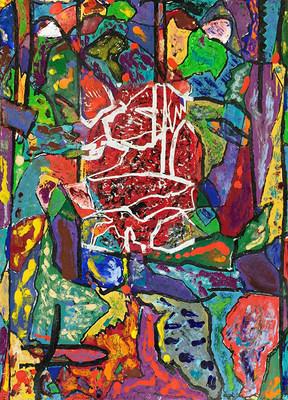 Jonathan Novak Contemporary Art gallery exhibits Jim Dine