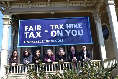 Illinois Policy Institute's Work On Stopping An Unfair Progressive Income Tax Named Finalist For 2014 Templeton Freedom Award