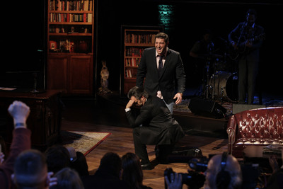 Highlights From 'Feherty Live' in Indianapolis Featuring Tim Tebow, Joe Theismann, Steve Mariucci and Fuzzy Zoeller