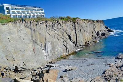 Travelers are going to great lengths to check-in to the newly reimagined Cliff House Maine