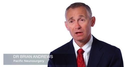 Dr. Brian Andrews - neurosurgeon - HelloMD  (PRNewsFoto/HelloMD)