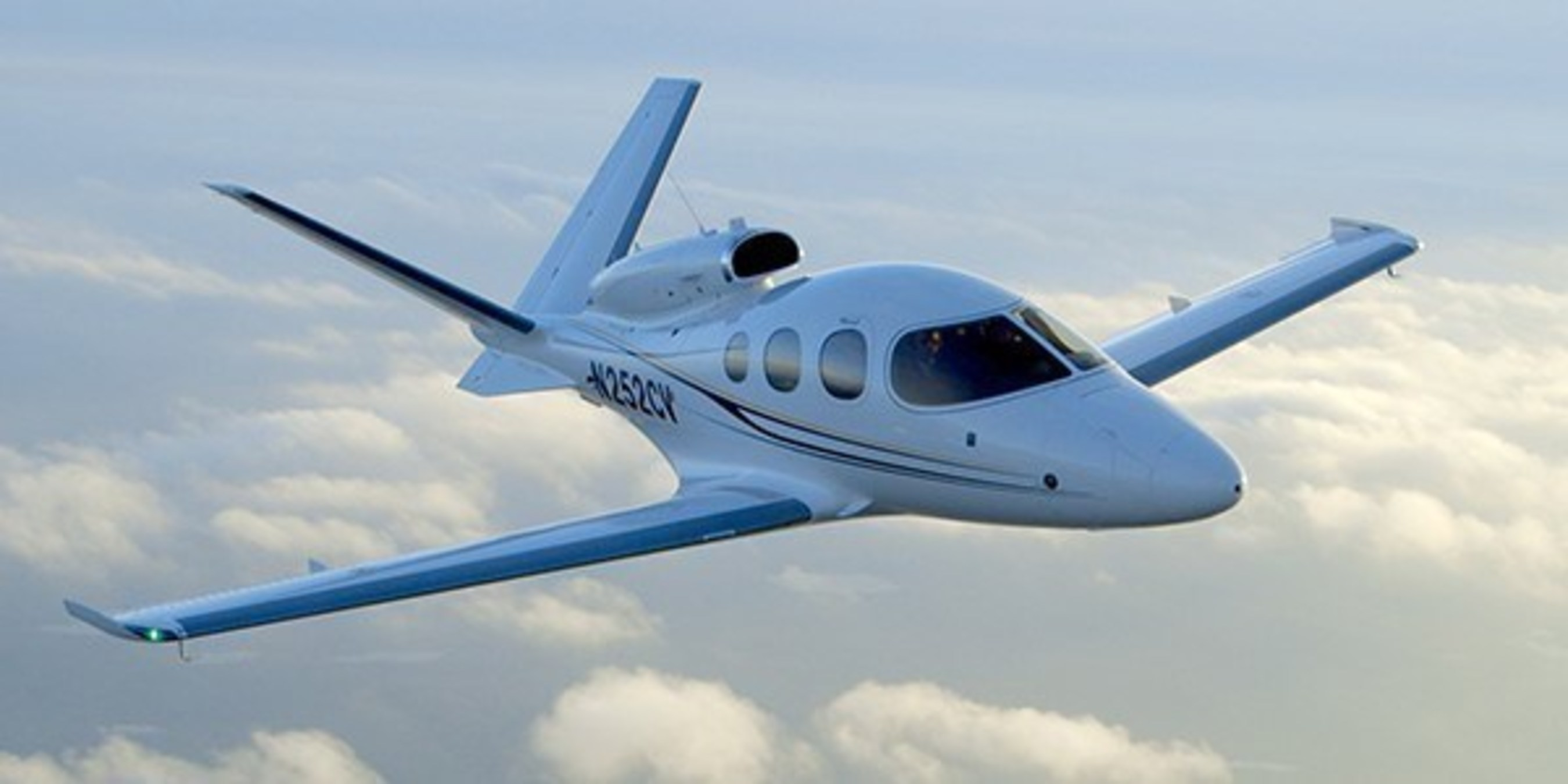 Cirrus Aircraft Vision Jet Achieves FAA Certification