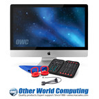Other World Computing (OWC), announced today that the OWC Hard Drive DIY Kit for iMac now enables iMac owners to replace the factory-installed hard drive with a new hard drive up to 8TB, all while maintaining proper system fan control and native compatibility with Apple Diagnostics.