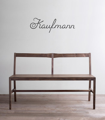 INTRODUCING KAUFMANN, THE FIRST EVER IN-HOUSE DESIGNED PRIVATE LABEL COLLECTION FROM KAUFMANN MERCANTILE