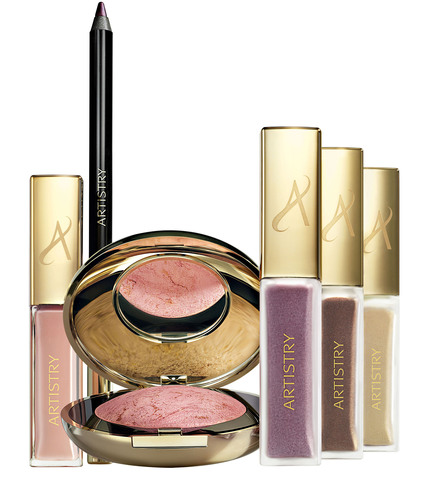 ARTISTRY by Amway Enchanted Garden Color Collection.  (PRNewsFoto/Amway)