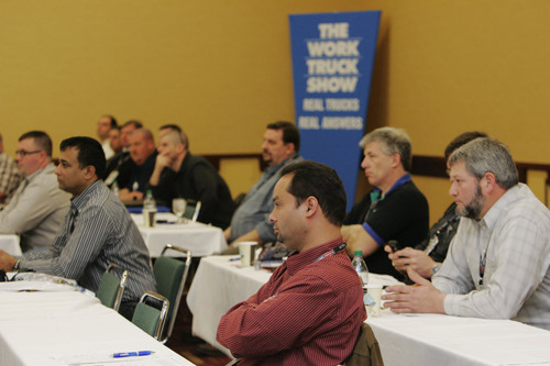 Truck fleet managers can take advantage of more than 60 educational sessions, including the day-and-a-half ...