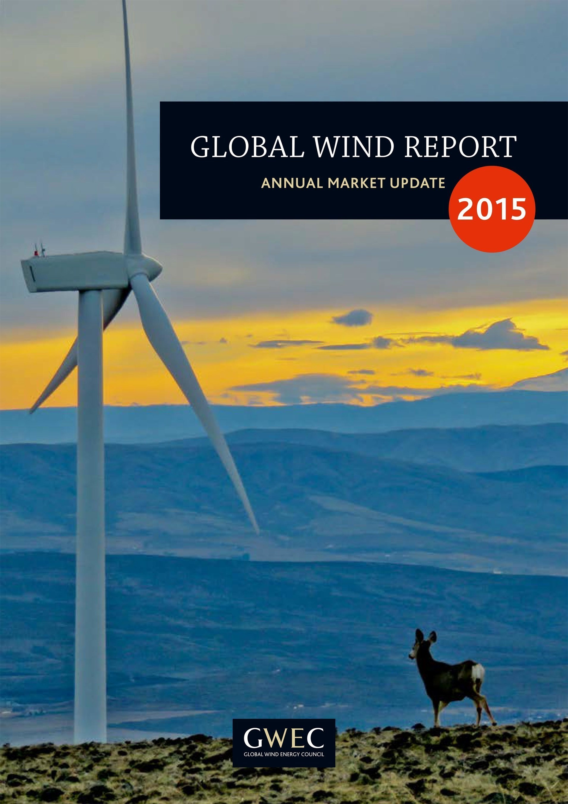 GWEC's Global Wind Report released