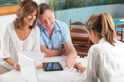 The right Life Insurance policy can decrease stress and increase quality of life!  (PRNewsFoto/www.CompassQuote.com)