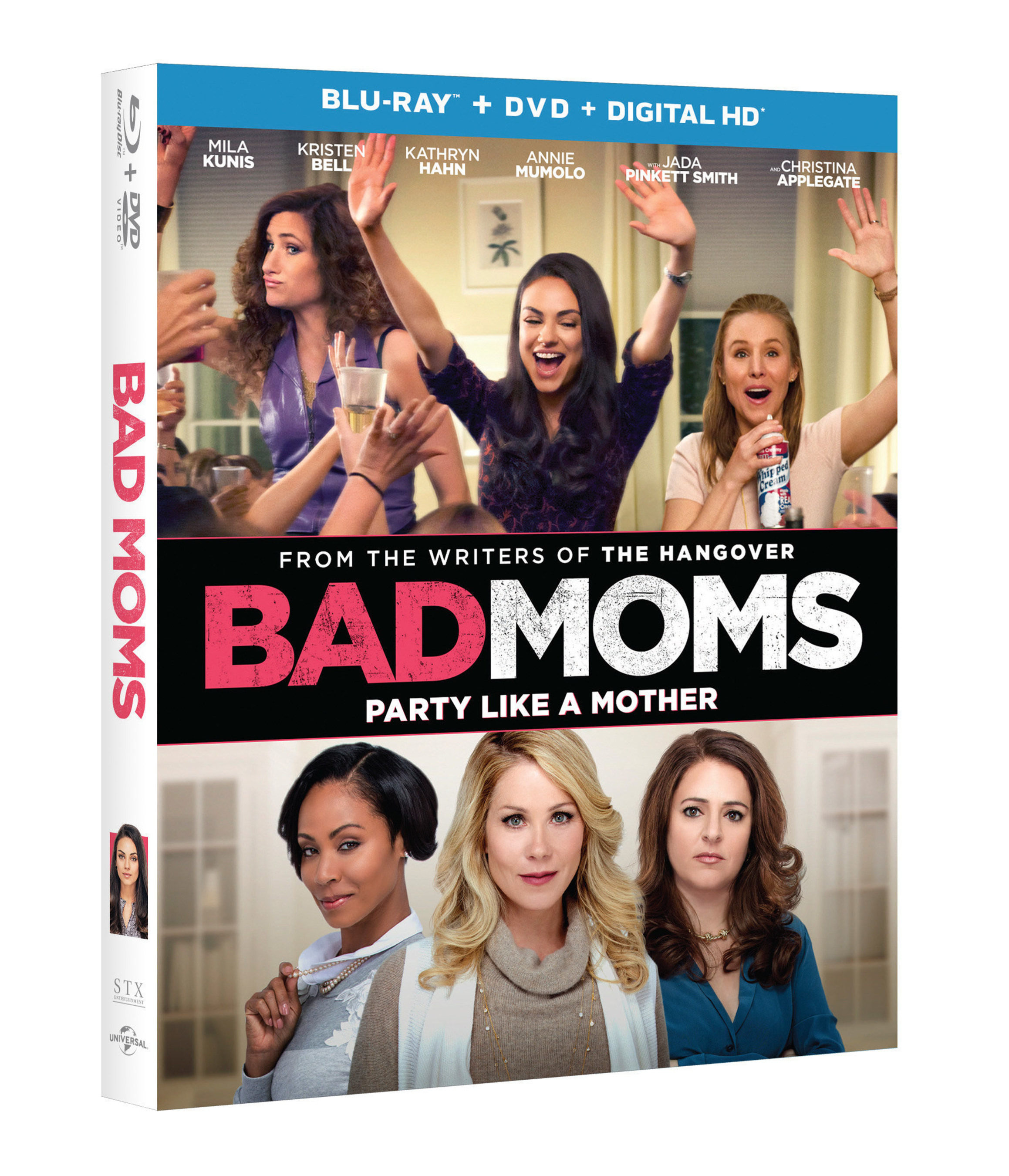 From Universal Pictures Home Entertainment: Bad Moms