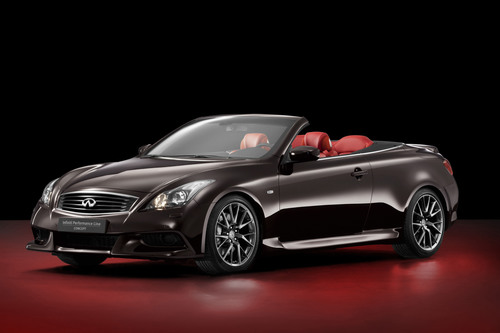 Infiniti Announces 2013 IPL G Convertible