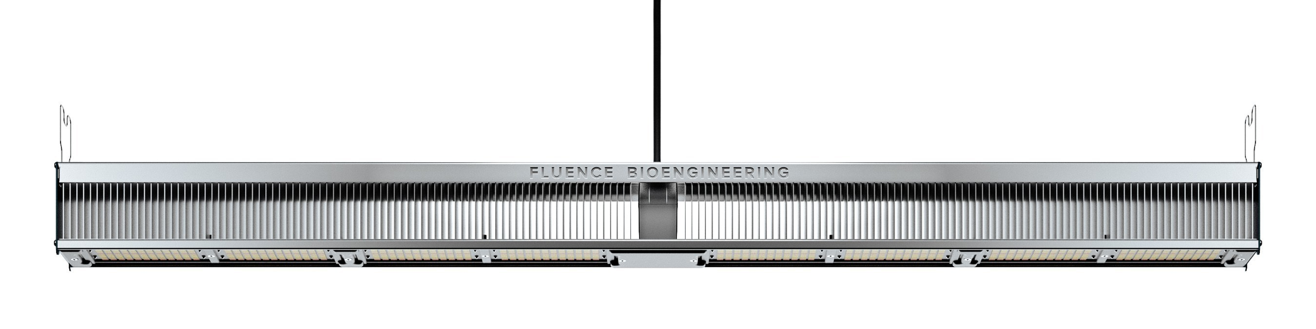 With a patent-pending thermal management system, Fluence VYPRx PLUS is a passively cooled, LED-based lighting system for indoor and greenhouse horticulture environments.