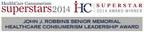 IHC SuperStar John J. Robbins, Sr. Memorial CEO Leadership Award
