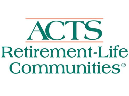 ACTS Retirement-Life Communities Logo. (PRNewsFoto/ACTS Retirement-Life Communities)