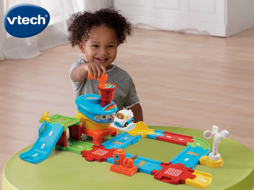 VTech(R) continues to assert its commitment to innovation and making learning fun with the introduction of Go! ...