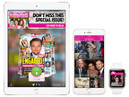 OK! Magazine debuting Fusion for iOS 9 on iPad, iPhone, and Apple Watch.