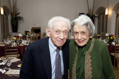 Herbert and Florence Irving. Credit: (C) 2010 Charles Manley manleyphoto@gmail.com