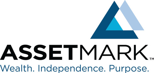 AssetMark - Wealth. Independence. Purpose. A leading strategic provider of innovative investment and consulting solutions serving financial advisors. (PRNewsFoto/AssetMark, Inc.) (PRNewsFoto/ASSETMARK, INC.)