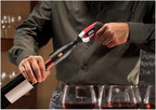 The iXO Vivo combines the versatility and reliability of the SKIL iXO Cordless Screwdriver, with a unique corkscrew attachment that works to safely and securely remove the cork from a wine bottle in under 10 seconds.  (PRNewsFoto/SKIL Power Tools)